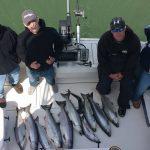 family fishing trip lake ontario charter