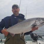 big day on lake ontario fishing charter