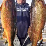big haul on fishing charter lake ontario