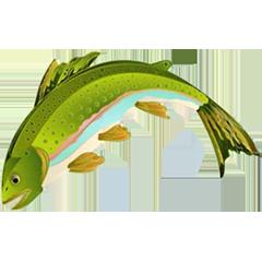 dirty fish icon
