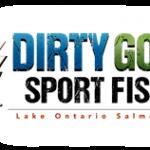 dirty goose sport fishing logo