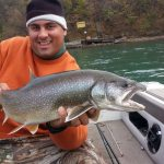 nice catch on lake ontario