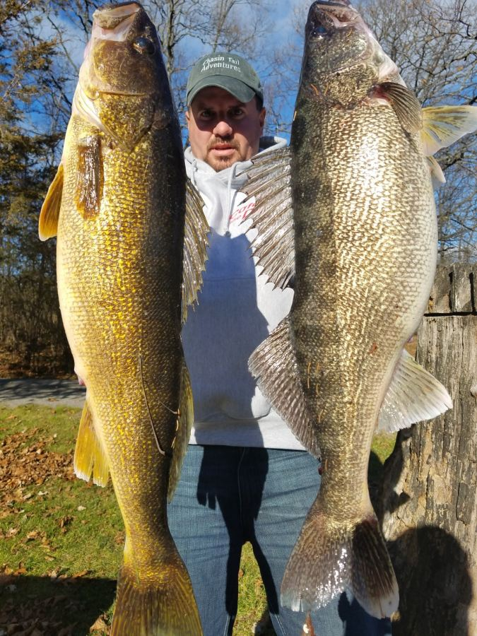 monster trout from lake ontario fishing charter