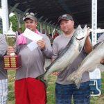 trophy winning lake ontario charter